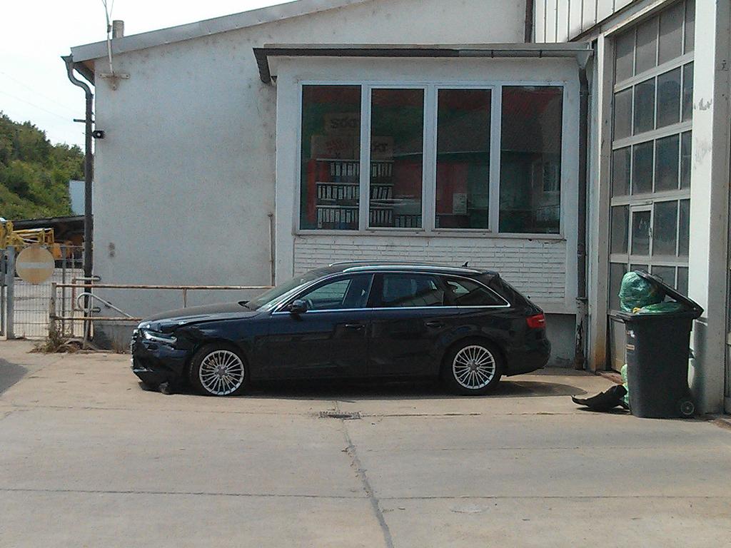 Audi A4 - Schrott