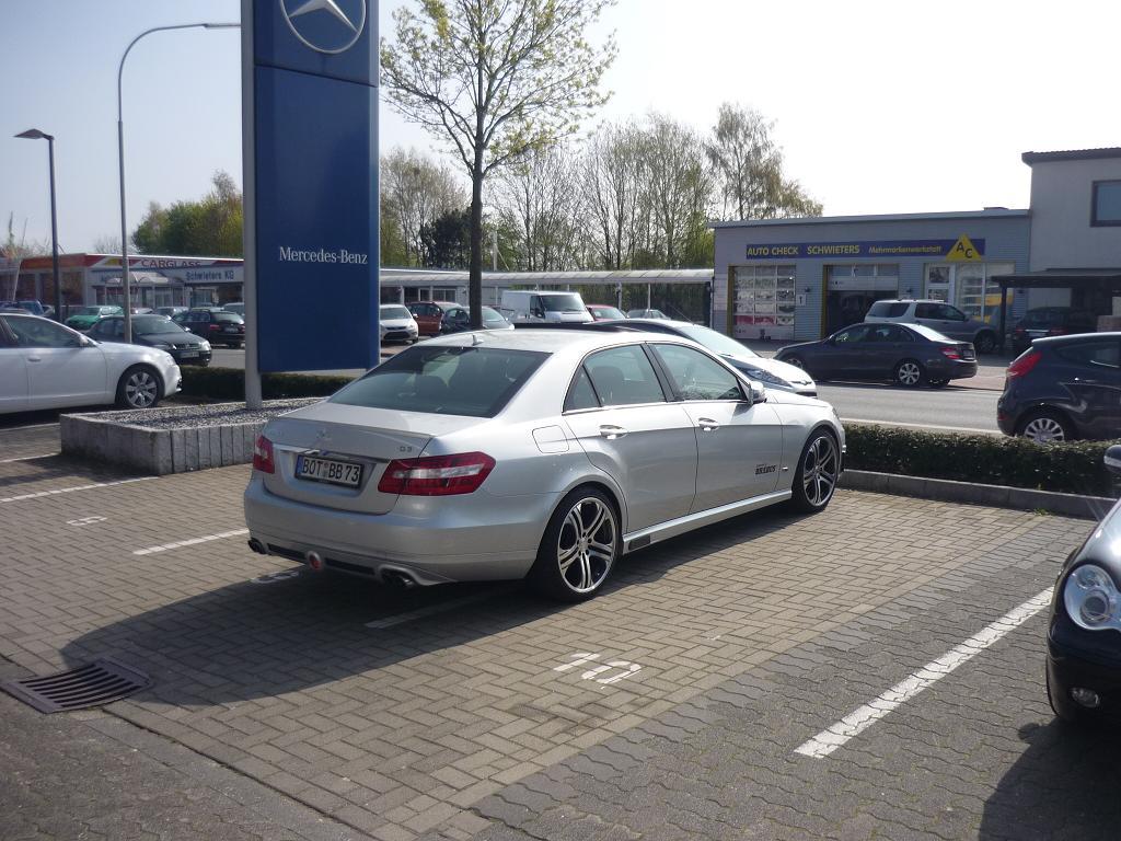 Mercedes Benz Brabus D3
