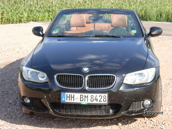 BMW 320 d Cabrio 002