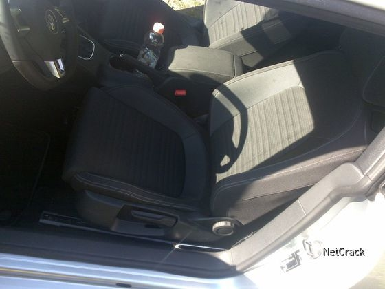 Volkswagen Scirocco 2.0 TDI