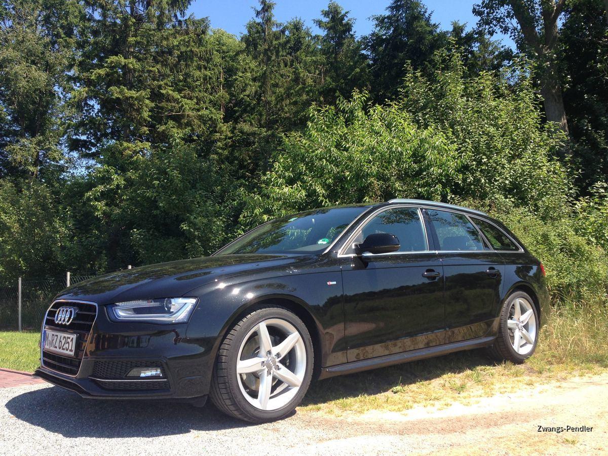 Audi A4 Avant 2.0TDI (110kw)