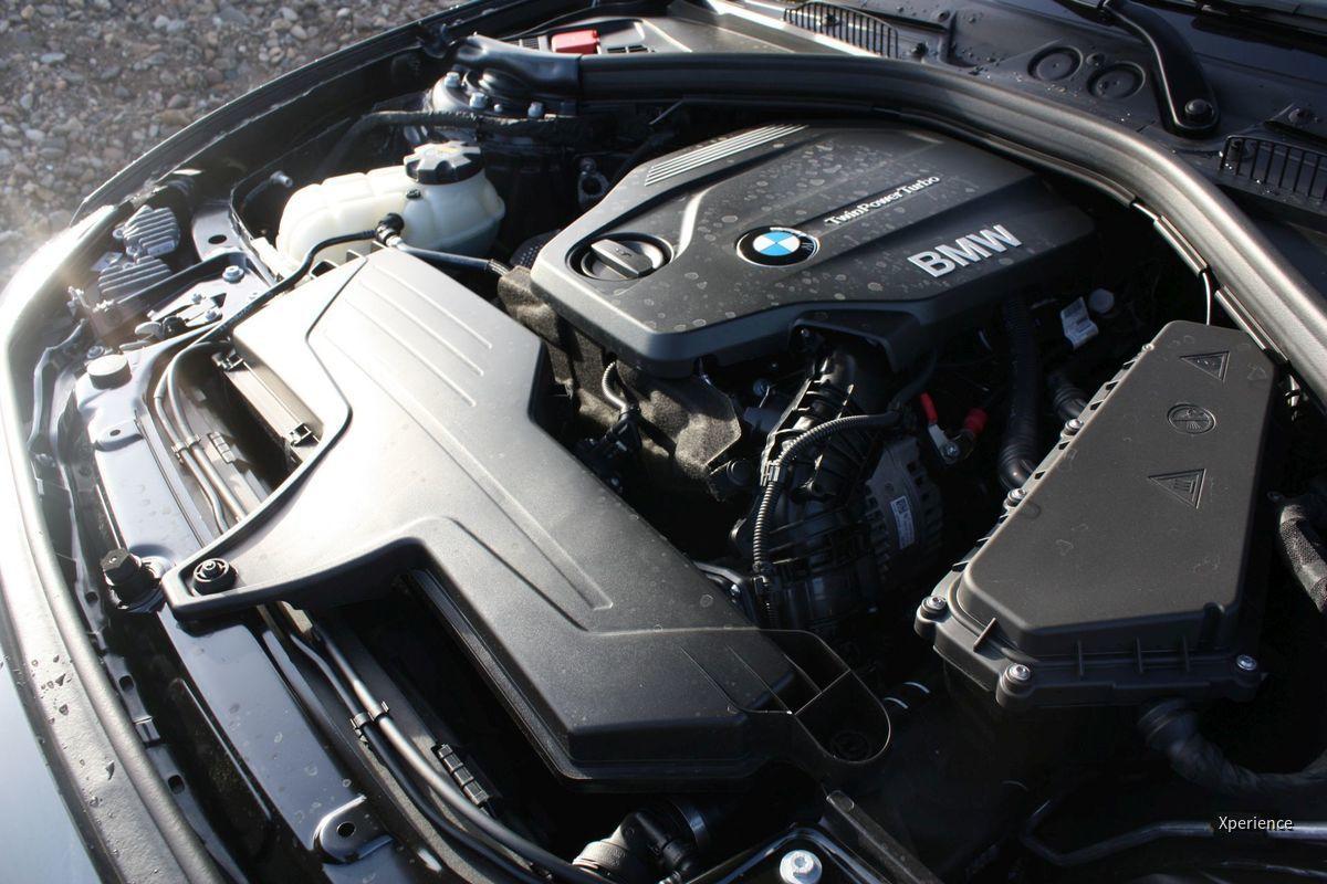 BMW 220dA Coupé Sport Line