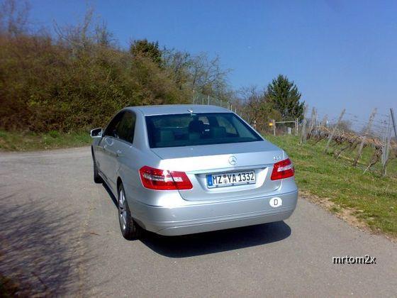 Mercedes E 220 CDI W212