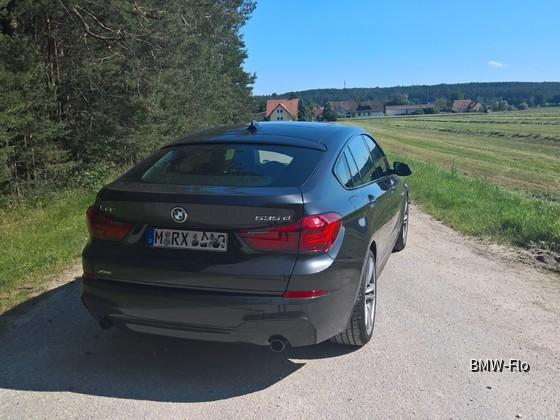 BMW 535d GT (M-RX)