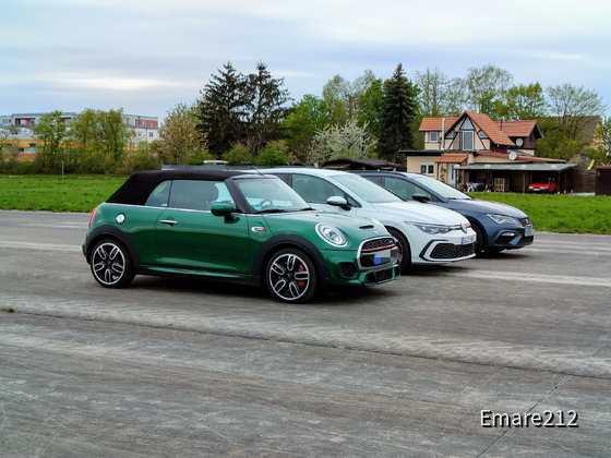 VW Golf VIII GTI |deisenroth & soehne Hünfeld