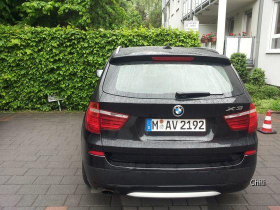 BMW X3 20dA (9)