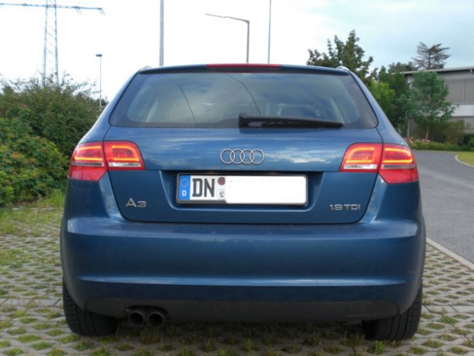 A3 Sportback TDI S-tronic