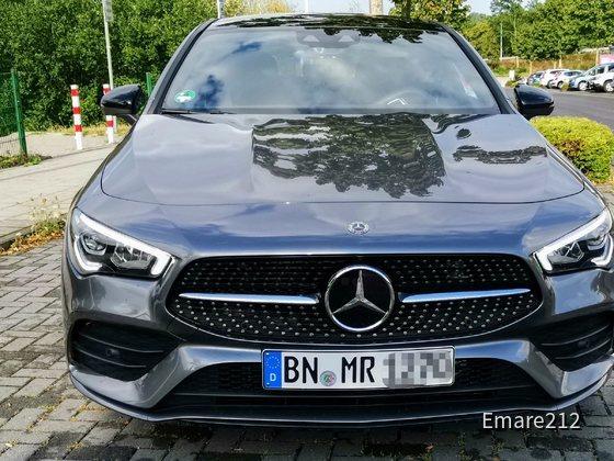 Mercedes-Benz CLA 250 4MATIC Coupe   Mercedes-Rent (RKG Bonn)