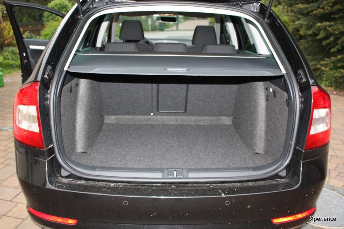 Škoda Octavia 1.8 TSI Combi - AVIS