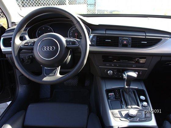 Audi A6 Avant 3.0 TDI (150kW) von Europcar