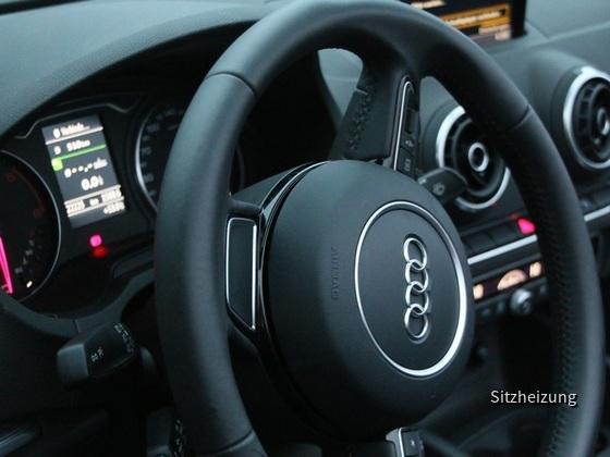 Audi A3 Cabrio 2,0TDI Ambition