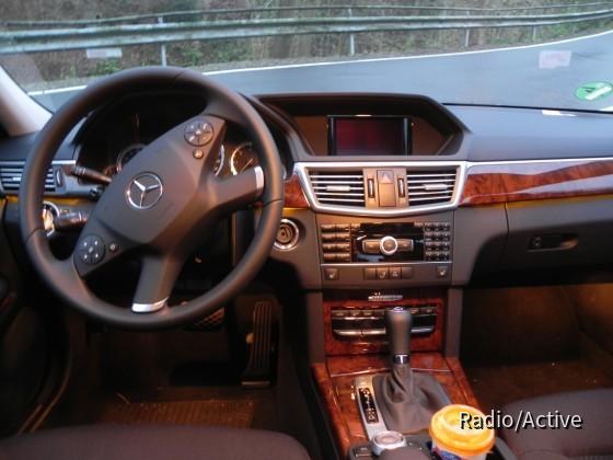 Mercedes Benz E-Klasse 220 CDI   Sixt Siegburg