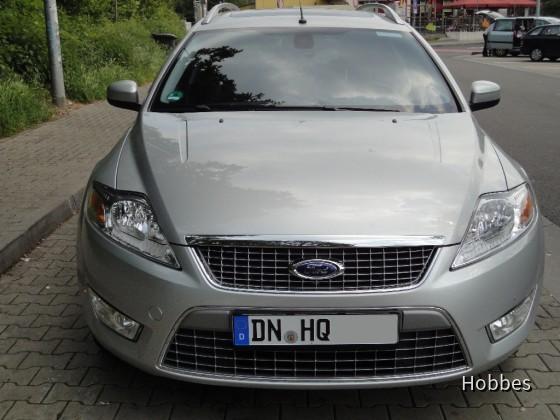 Ford Mondeo 2.0 TDCI   Hertz Düsseldorf
