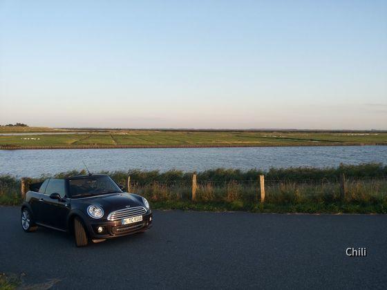 Mini Cooper One Cabrio