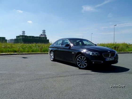 BMW 520d Limousine   Sixt Detmold