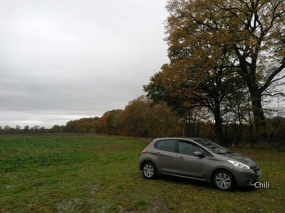 Peugeot 208 e-HDi FAP 92