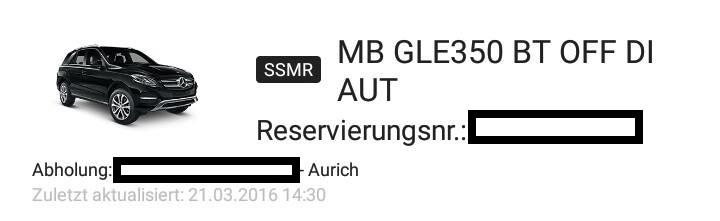 Sixt Aurich