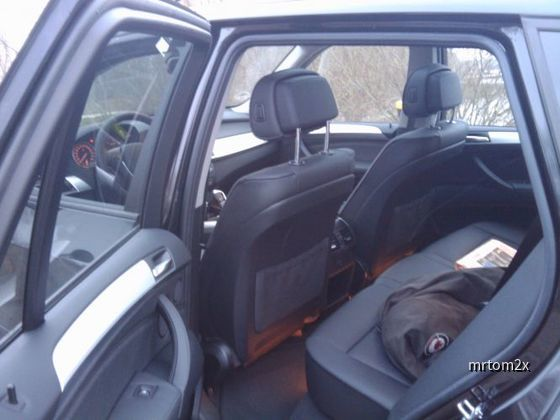 BMW X5 x35d xDrive Europcar