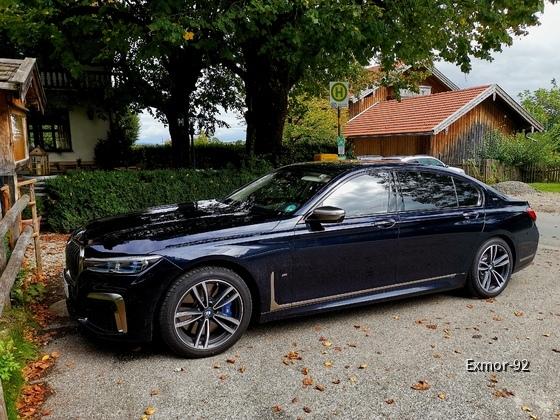 BMW 760Li - Sixt