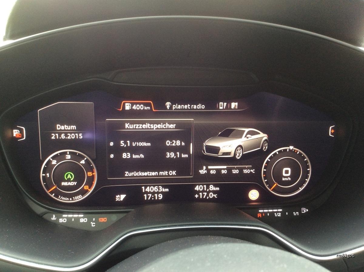 Audi TT BC