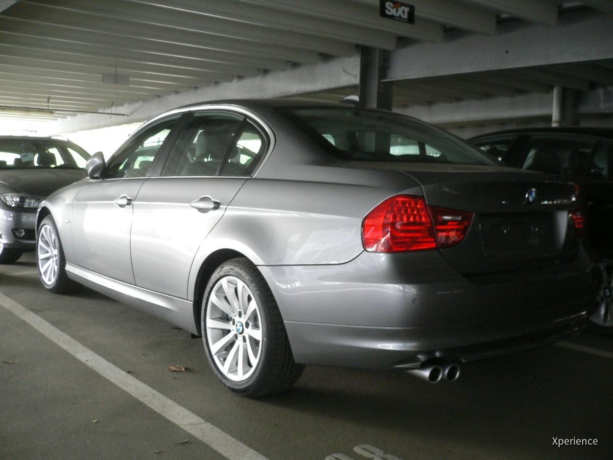 Neueinflottung BMW 330d Automatik - SIXT