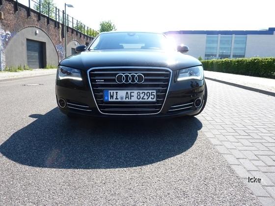 Audi A8 L 4.2 FSI Quattro | Avis