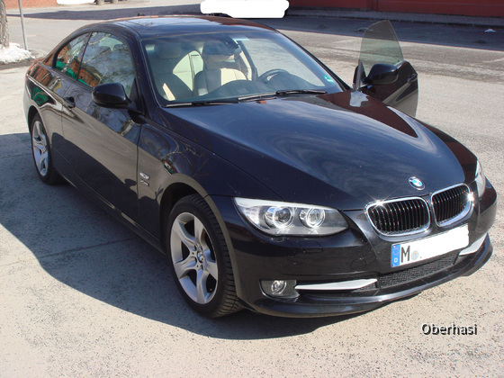 BMW 320dA x-Drive Coupe