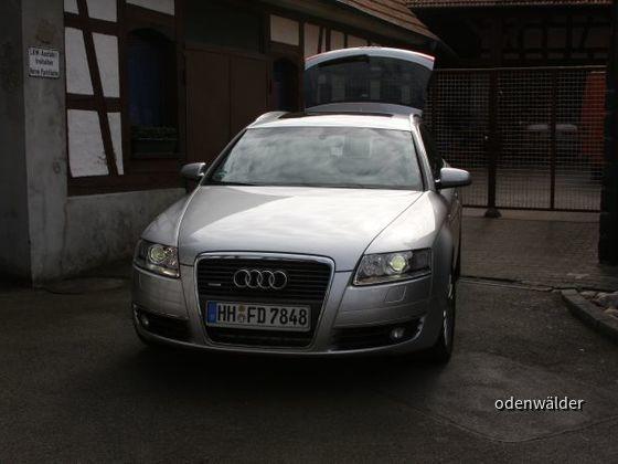 Audi A6 Avant 3.0TDI