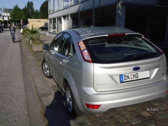 Ford Focus 1.6 TDCi | Hertz Hamburg