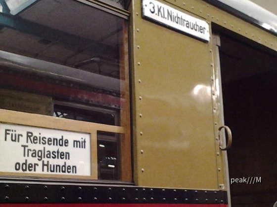 """Besuch beim Verein """"Historische S-Bahn e.V."""" 2.12.12"""