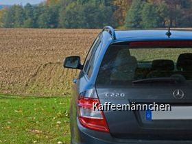 Mercedes Benz C220 CDI T-Modell