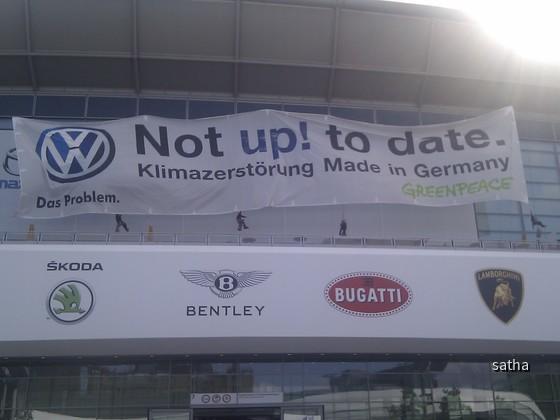 Greenpeace IAA 2011