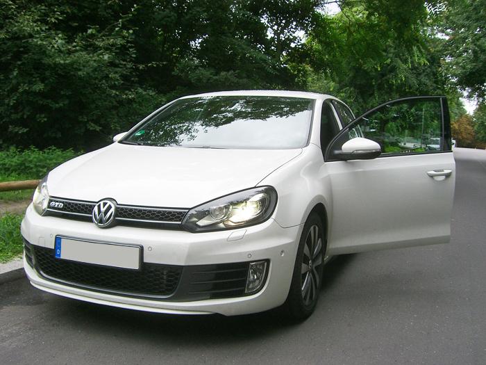 VW Golf GTD von Avis