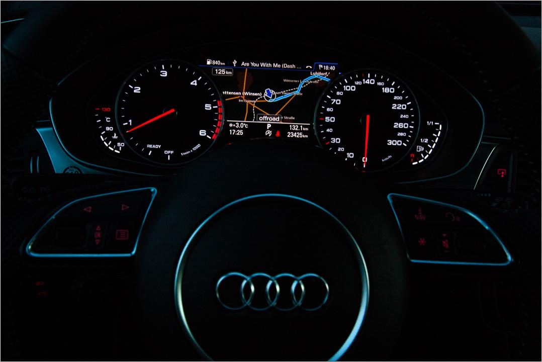 Audi A6 Avant 3.0TDI Quattro 218PS