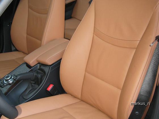 BMW 320i Touring Automatik SIXT LEJ - Sitze
