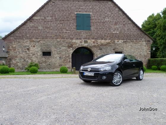 VW Golf Cabrio 1.6 TDI BMT   Sixt Detmold