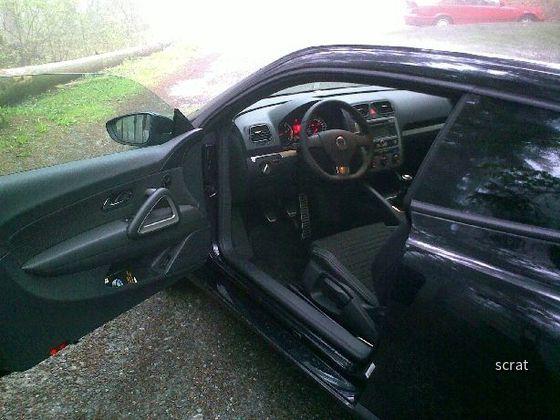 Scirocco Coupe 2.0 TSI (SIXT)