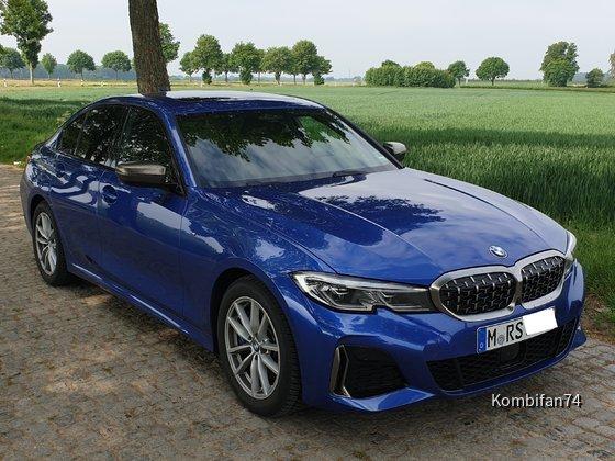 BMW  M340i Limo x-drive