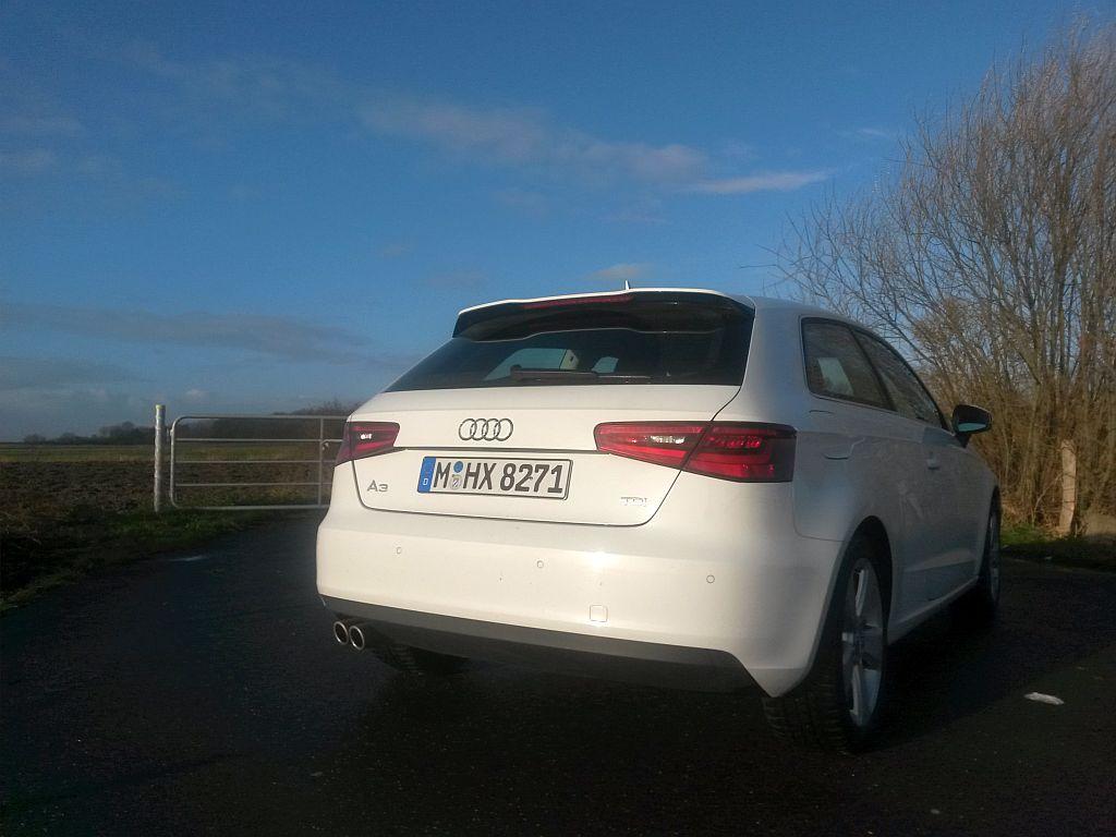 Audi A3 2.0 TDI S-Tronic