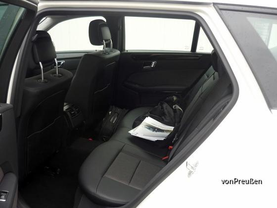 Sixt LWAR Mercedes Benz E350 CDI
