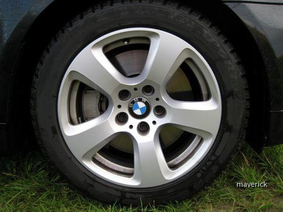 BMW 535dA Limo