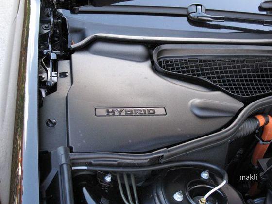 EC MB S400 Hybrid
