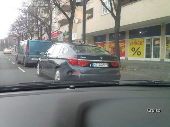 BMW 35i GT