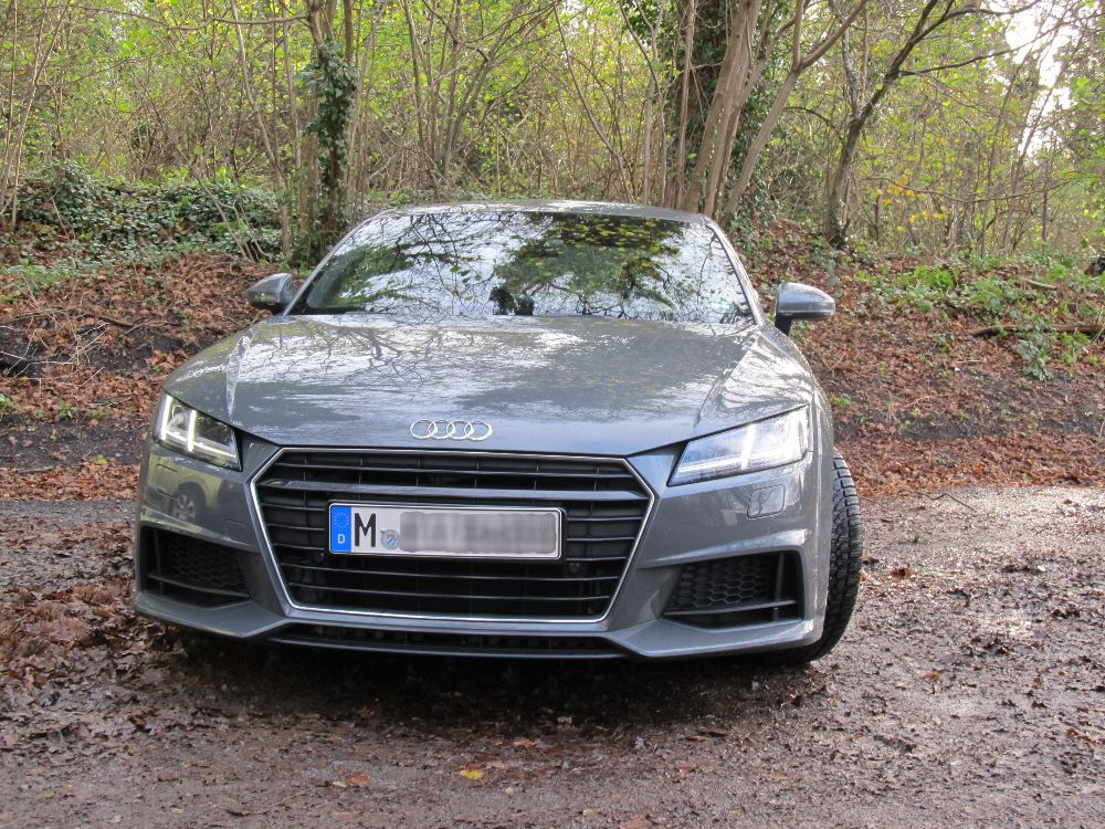 Audi TT TFSI MAN