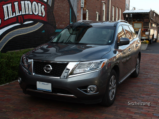 Nissan Pathfinder |Illinois