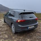 VW Golf 8   Drive Autovermietung FFM