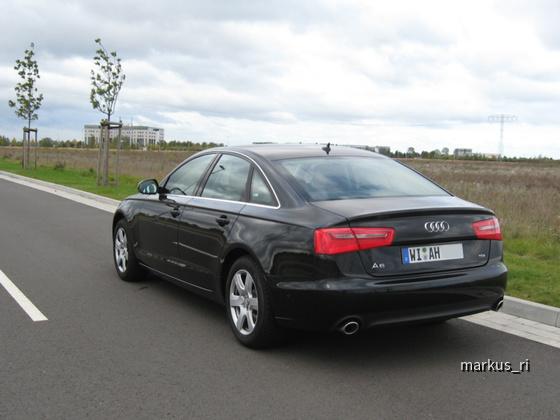 AVIS LEJ - Audi A6 3.0 TDI multitronic