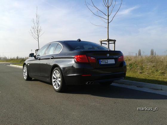 BMW 528i Sixt