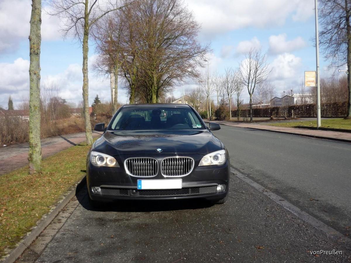 Sixt XDAR: BMW 730d