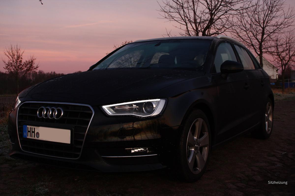 Audi A3 1.4TFSI Sportback Ambition